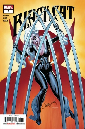 BLACK CAT #9 (2019 SERIES)