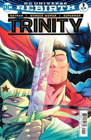 TRINITY VOLUME 2 #1