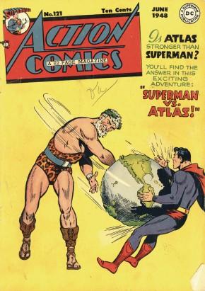 SUPERMAN THE GOLDEN AGE OMNIBUS VOLUME 6 HARDCOVER