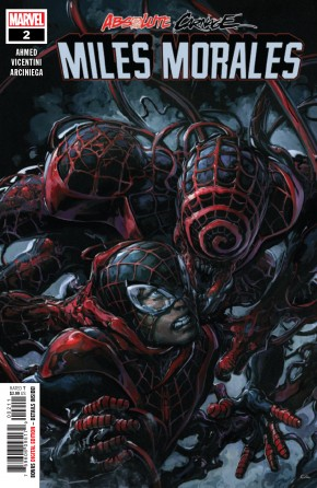ABSOLUTE CARNAGE MILES MORALES #2