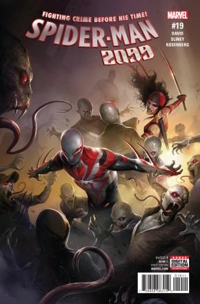 SPIDER-MAN 2099 #19 (2015 SERIES)