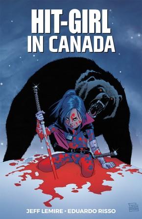 HIT-GIRL VOLUME 2 IN CANADA GRAPHIC NOVEL