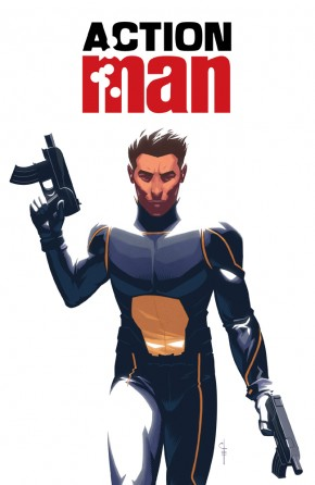ACTION MAN VOLUME 1 GRAPHIC NOVEL