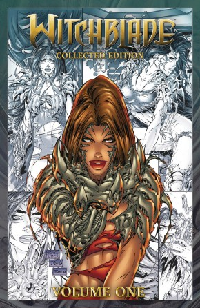 THE COMPLETE WITCHBLADE VOLUME 1 GRAPHIC NOVEL