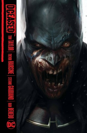 DCEASED GRAPHIC NOVEL