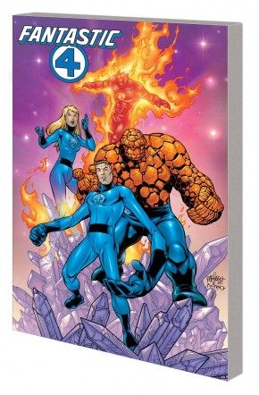 FANTASTIC FOUR HEROES RETURN THE COMPLETE COLLECTION VOLUME 3 GRAPHIC NOVEL