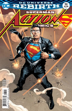 ACTION COMICS #961 VARIANT EDITION