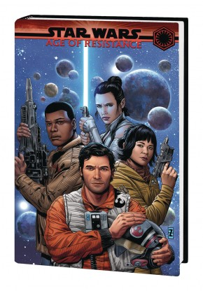 STAR WARS AGE OF RESISTANCE HARDCOVER