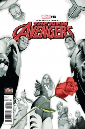 NEW AVENGERS VOLUME 4 #18