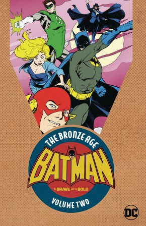 BATMAN THE BRAVE AND THE BOLD BRONZE AGE OMNIBUS VOLUME 2 GRAPHIC NOVEL