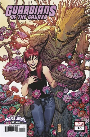 GUARDIANS OF THE GALAXY #10 (2019 SERIES) ADAMS MARY JANE VARIANT