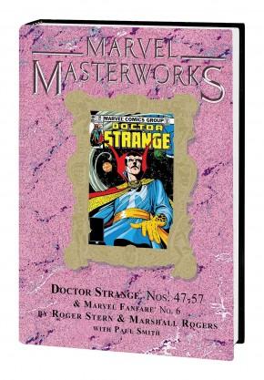 MARVEL MASTERWORKS DOCTOR STRANGE VOLUME 9 DM VARIANT #282 EDITION HARDCOVER
