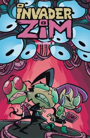 INVADER ZIM VOLUME 8 GRAPHIC NOVEL