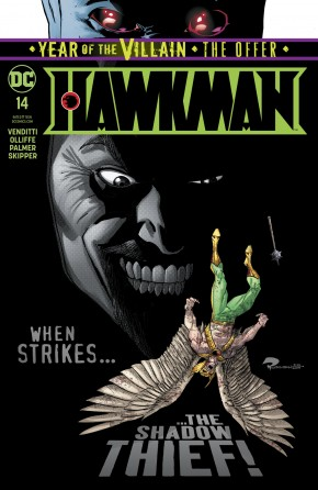 HAWKMAN #14 (2018 SERIES)