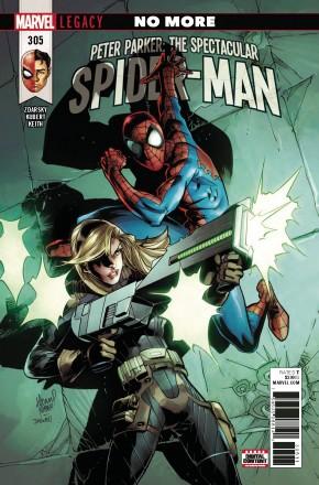 PETER PARKER SPECTACULAR SPIDER-MAN #305 (2017 SERIES)