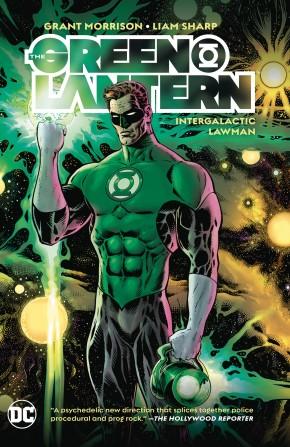 GREEN LANTERN VOLUME 1 INTERGALACTIC LAWMAN GRAPHIC NOVEL