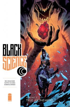 BLACK SCIENCE VOLUME 5 TRUE ATONEMENT GRAPHIC NOVEL