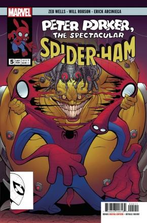 SPIDER-HAM #5 (2019 SERIES)
