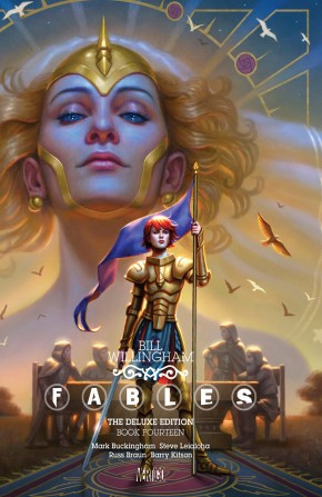 FABLES VOLUME 14 DELUXE EDITION HARDCOVER