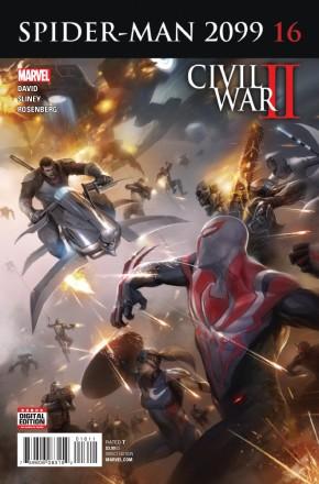 SPIDER-MAN 2099 #16 (2015 SERIES)