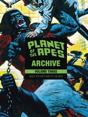 PLANET OF THE APES ARCHIVE VOLUME 3 HARDCOVER