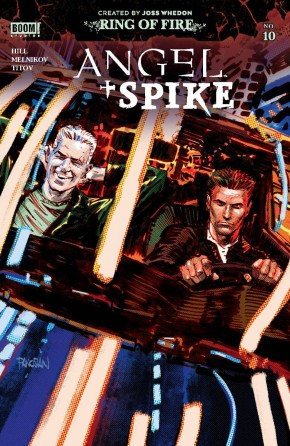 ANGEL AND SPIKE #10 (2019 SERIES)