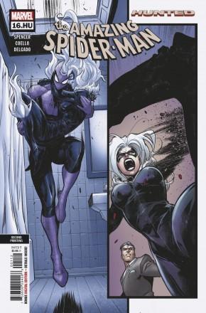 AMAZING SPIDER-MAN #16.HU (2018 SERIES) 2ND PRINTING