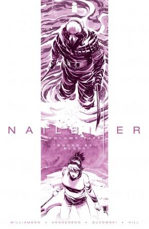 NAILBITER VOLUME 5 BOUND BY BLOOD GRAPHIC NOVEL