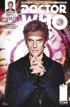 DOCTOR WHO 12TH YEAR THREE #1