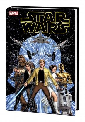 STAR WARS BY JASON AARON OMNIBUS HARDCOVER