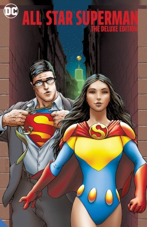 ALL STAR SUPERMAN DELUXE EDITION HARDCOVER