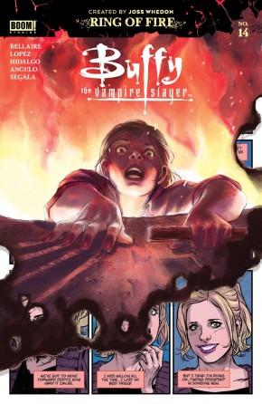 BUFFY THE VAMPIRE SLAYER #14 (2019 SERIES)