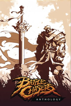 BATTLE CHASERS ANTHOLOGY GRAPHIC NOVEL