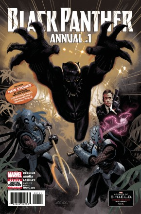 BLACK PANTHER ANNUAL #1 (2016 SERIES)