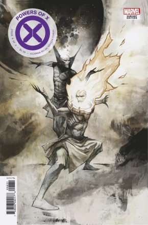 POWERS OF X #6 HUDDLESTON 1 IN 10 INCENTIVE VARIANT