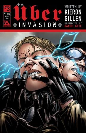 UBER INVASION #3