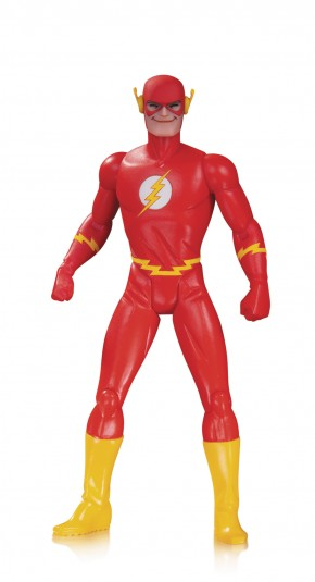DC DESIGNER SERIES THE FLASH BY DARWYN COOKE ACTION FIGURE