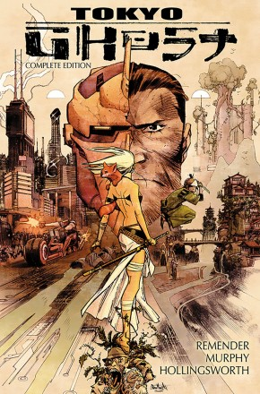 TOKYO GHOST DELUXE EDITION HARDCOVER
