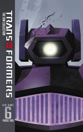 TRANSFORMERS IDW COLLECTION PHASE TWO VOLUME 6 HARDCOVER