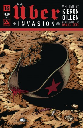 UBER INVASION #16