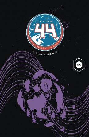 LETTER 44 VOLUME 6 THE END GRAPHIC NOVEL