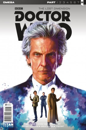 DOCTOR WHO LOST DIMENSION OMEGA #1