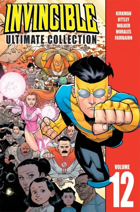 INVINCIBLE VOLUME 12 ULTIMATE COLLECTION HARDCOVER