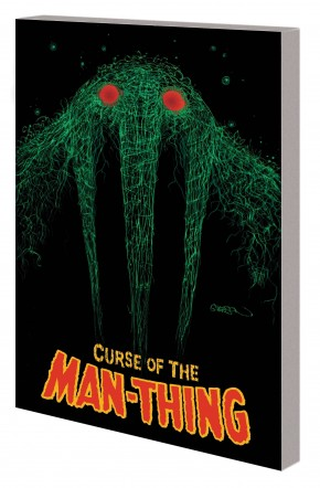CURSE OF THE MAN-THING GRAPHIC NOVEL