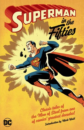SUPERMAN IN THE FIFTIES GRAPHIC NOVEL