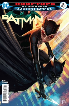 BATMAN #15 (2016 SERIES)