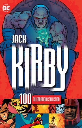 JACK KIRBY 100TH CELEBRATION COLLECTION GRAPHIC NOVEL