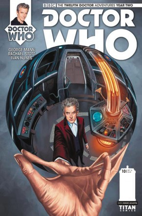 DOCTOR WHO 12TH YEAR TWO #10