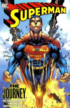 SUPERMAN THE JOURNEY GRAPHIC NOVEL
