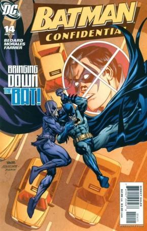 BATMAN CONFIDENTIAL #14